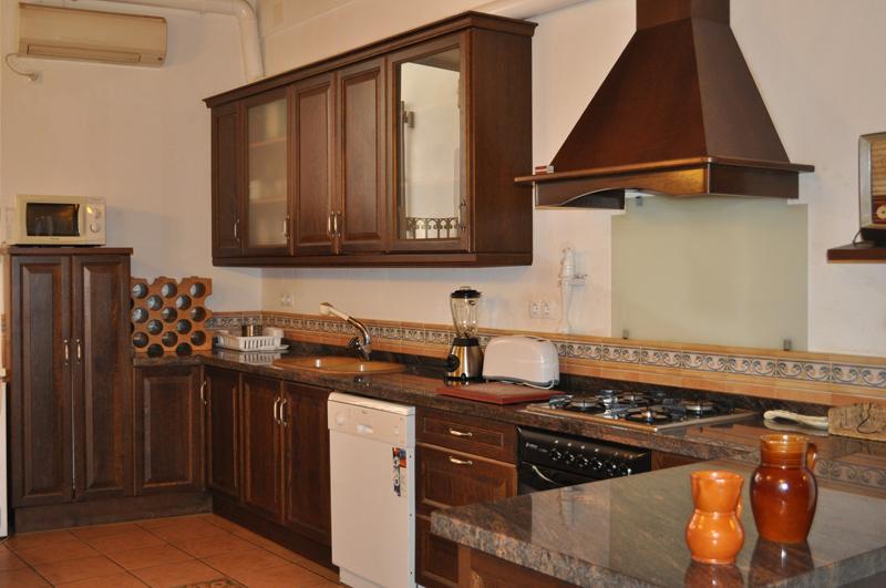 Gran cocina casas rurales en castell n - Casa rurales en castellon ...