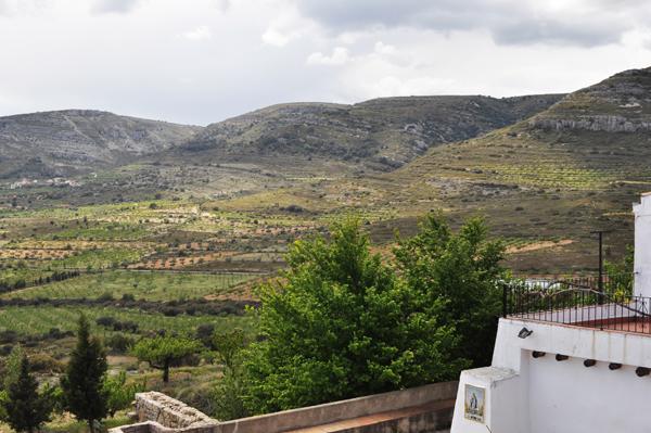 Magn ficas vistas casas rurales en castell n - Casa rurales en castellon ...